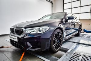 BMW M5 by Speed Buster 2018 года