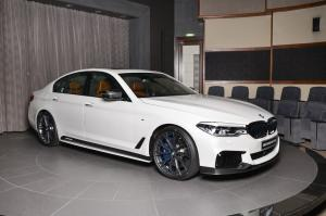 2018 BMW M550i xDrive Sedan M Performance