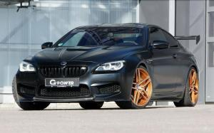 BMW M6 Coupe by G-Power 2018 года