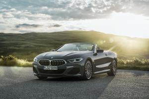 BMW M850i xDrive Convertible 2018 года
