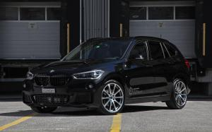 BMW X1 by dAHLer