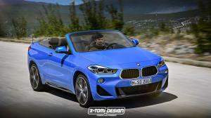 BMW X2 Convertible by X-Tomi Design 2018 года