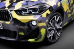 BMW X2 Digital Camo Concept 2018 года