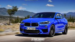 2018 BMW X2 M by X-Tomi Design