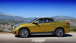 BMW X2 Pickup by X-Tomi Design 2018 года