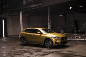2018 BMW X2 xDrive25d M Sport X Rebel Edition