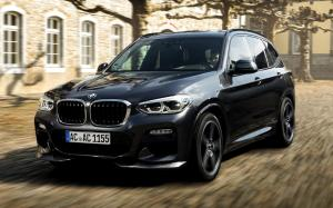BMW X3 ACS3 2.0d by AC Schnitzer 2018 года