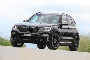 2018 BMW X3 M40i by dAHLer
