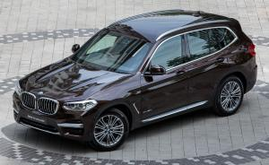 2018 BMW X3 xDrive30i Luxury Line