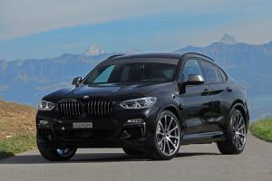 2018 BMW X4 M40d by dAHLer
