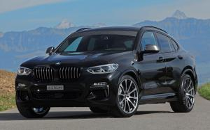 BMW X4 M40d by dAHLer
