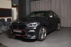 BMW X4 M40i by Abu Dhabi Motors