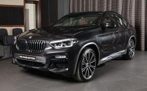 BMW X4 xDrive30i M Sport by Abu Dhabi Motors