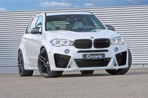 2018 BMW X5 M Typhoon by G-Power