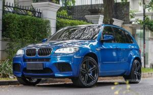 2018 BMW X5 M on Vossen Wheels (HF-1)