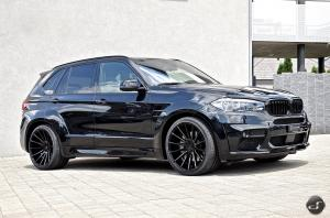BMW X5 M50d by Hamann and DS Automobile 2018 года