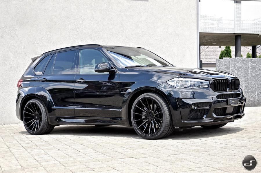 BMW X5 M50d by Hamann and DS Automobile