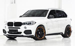 BMW X5 xDrive35i M Motorsport by Concept Motorsport on HRE Wheels