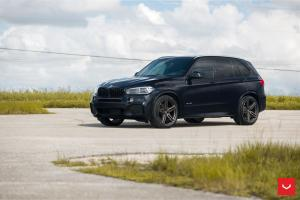 2018 BMW X5 xDrive35i on Vossen Wheels (HF-1)