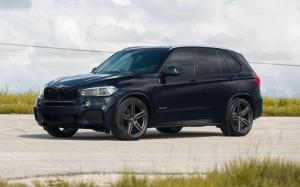 BMW X5 xDrive35i on Vossen Wheels (HF-1) 2018 года