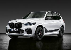 2018 BMW X5 xDrive40i M Performance Parts
