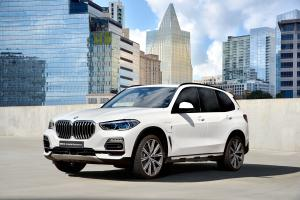 BMW X5 xDrive45e iPerformance 2018 года