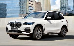 BMW X5 xDrive45e iPerformance 2018 года (WW)