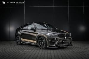 2018 BMW X6 M MHX6 800 by Manhart Racing and Carlex Design