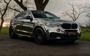 BMW X6 M50d by Fostla Design and Hamann