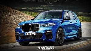 2018 BMW X7 M by X-Tomi Design