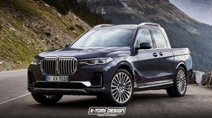 BMW X7 Pickup by X-Tomi Design