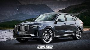 2018 BMW X8 xDrive40i by X-Tomi Design