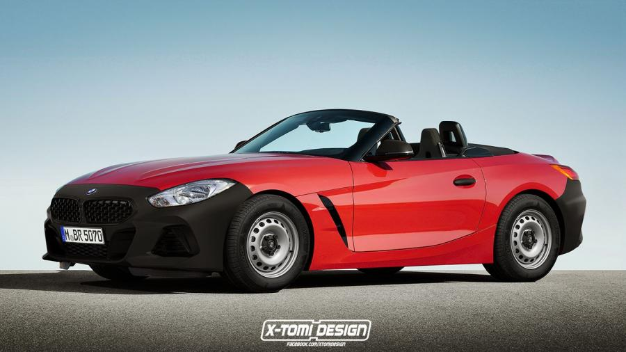 BMW Z4 Base Spec by X-Tomi Design