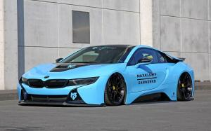 BMW i8 Coupe by Maxklusiv mbDESIGN