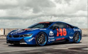 BMW i8 Gumball 3000 on ADV.1 Wheels (ADV510 TRACK SPEC) 2018 года