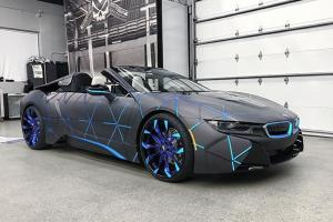 2018 BMW i8 Roadster on Forgiato Wheels (F2.16)
