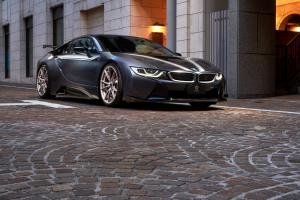 2018 BMW i8 by 3D Design