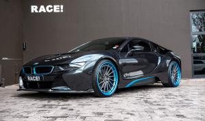 2018 BMW i8 by RACE! on ADV.1 Wheels (ADV15R TRACK SPEC SL)
