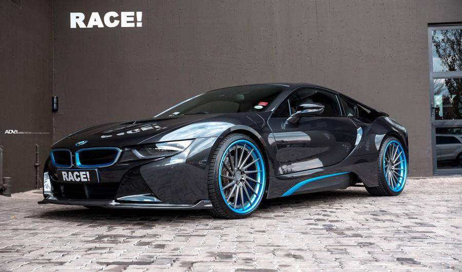 BMW i8 by RACE! on ADV.1 Wheels (ADV15R TRACK SPEC SL)
