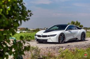 2018 BMW i8 on Vossen Wheels (VPS-310T)