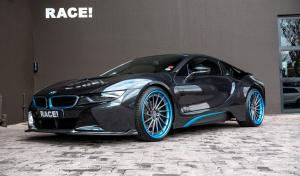2018 BMW i8 by Vorsteiner & RACE! on ADV.1 Wheels