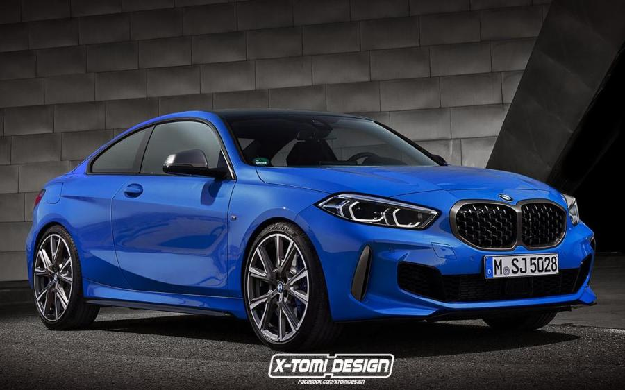 2019 BMW 2-Series Coupe by X-Tomi Design