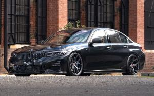 BMW 3-Series Sedan by ARMA Speed on Vossen Wheels (HF-5) 2019 года