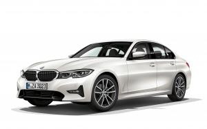 BMW 320d Touring Luxury Line 2019 года (WW)