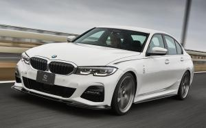 BMW 320i M Sport by 3D Design 2019 года