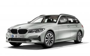 BMW 320i Touring Advantage 2019 года (WW)