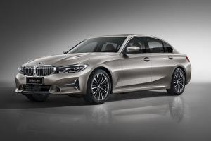 BMW 325Li Luxury Line 2019 года