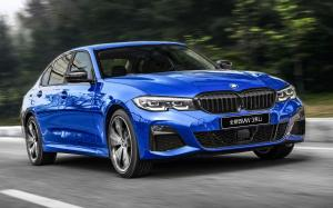 BMW 325Li M Sport Shadow Package 2019 года (CN)