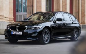 BMW 330e xDrive Touring 2019 года (WW)
