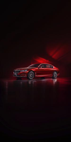 BMW 7-Series Radiant Cadenza Immaculate Edition 2019 года